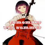 Remember Our Summer (Violin Version) - Y2002